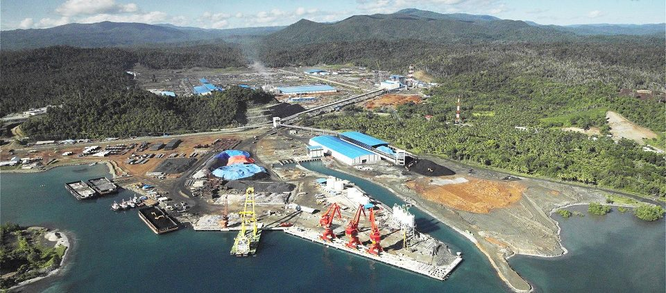 Kawasan Industri Morowali