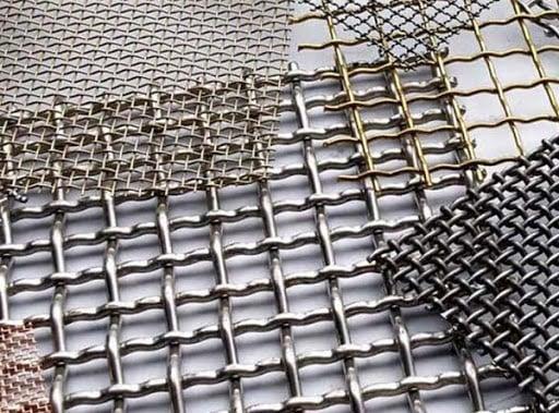 spesifikasi wiremesh dan ragam wiremesh